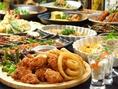 ★食べ飲み放題3時間制♪鳥の贅沢ZANMAIコース2500円(全80品)!!断然の1番人気