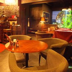 チーズファーム Lounge Hang Overの雰囲気1