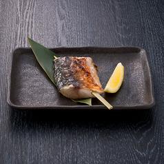料理メニュー写真伴助鯖