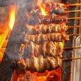 当店では国産鶏肉を使用しており安心・安全な商品をお客様にご提供致します!国産鶏肉を使用し備長炭で焼き上げた焼き鳥・生つくねは是非食べて頂きたい逸品です♪また鶏肉料理に合わせた日本酒も20種兼ね備えております。是非とも当店で東北食材×東北地酒をお愉しみ下さい!