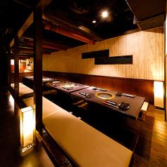 和牛焼肉 うし成 USHINARI 新橋店の雰囲気1