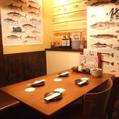 旬鮮 へぎそば 然 大塚店の雰囲気3