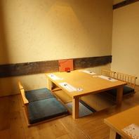 【春日部駅徒歩3分】様々なお席のタイプを完備。