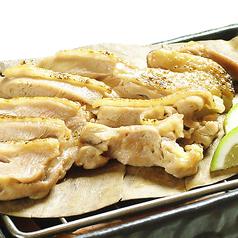料理メニュー写真〈大分県〉おおいた冠地鶏の炙り焼き