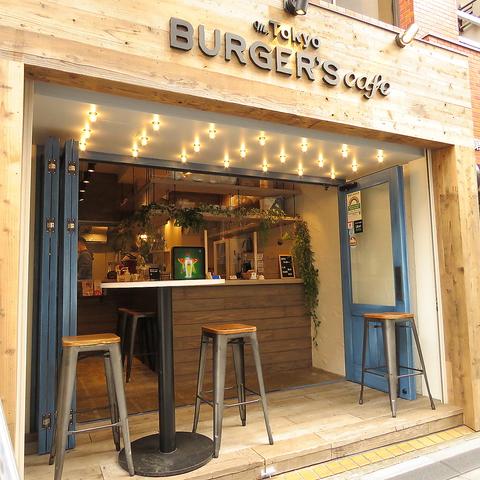 Mr.Tokyo BURGER'S cafe
