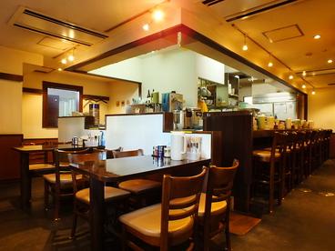 のりや食堂の雰囲気1