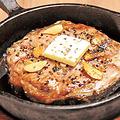 料理メニュー写真マグロテールステーキ