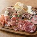 料理メニュー写真お肉屋さんの惣菜盛り合わせ