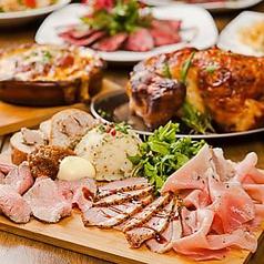 肉バルダイニング グラース GURAS 銀座有楽町店の特集写真