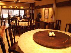 中国名菜 漢陽楼の雰囲気1