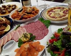 cafe&dining LilACのコース写真