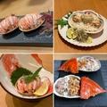 料理メニュー写真季節の蒸し蟹《限定商品》