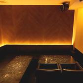 ◆4名~12名◆ TV・カラオケ付きの完全個室です。お誕生日、接待、懇親会などの用途に最適なオシャレなお部屋です。