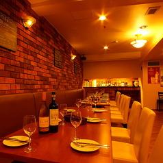 横浜 レストラン ロッコ ROCCOの雰囲気1