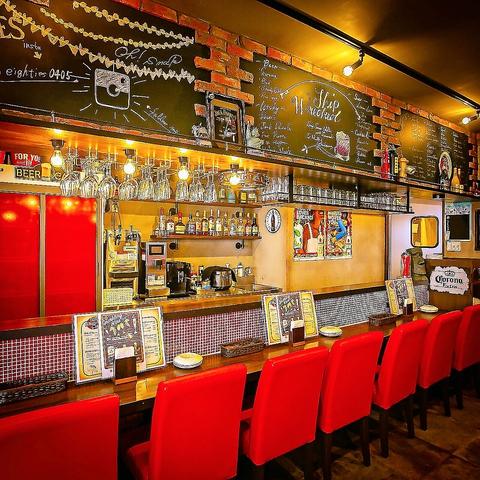 Cafe 80's(カフェエイティーズ)|店舗イメージ4