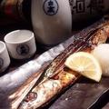 料理メニュー写真サンマの塩焼き