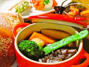 カフェバリエ 安曇野のおすすめ料理1
