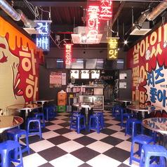 韓国屋台 Mr.チージュ 大名店の雰囲気1