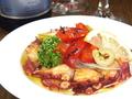 料理メニュー写真タコのガリシア風マリネ