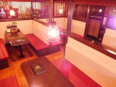 ベビーフェイスプラネッツ 京都三条店の雰囲気1