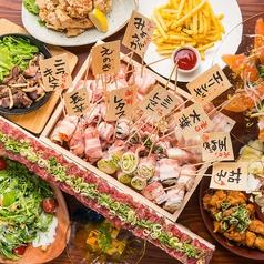 野菜巻き串×炙り肉寿司 木乃葉 CO-NO-HAのおすすめ料理1