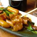 料理メニュー写真韓国屋台のトッポッキ/チーズトッポギ