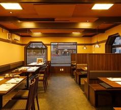 旨い魚ごはん処 くろひげ 金沢の雰囲気1