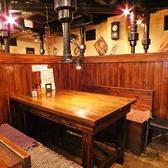 テーブル席は少人数の飲み会にオススメ♪