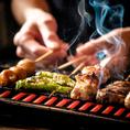 1本1本丁寧に焼き上げています!!!旨い焼鳥と鶏創作料理が楽しめます。