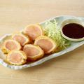 料理メニュー写真丹波鶏のレアかつ