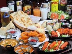インドレストラン アジアン&バー キングキッチンの写真