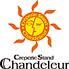 クレープリー スタンド シャンデレールてんしばのロゴ