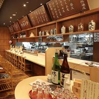 日本酒利き酒飲み放題があるチカイチ名駅店へ