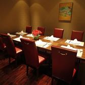 【個室・桃家】落ち着きのある雰囲気でゆったりとお食事を堪能できる8名様までの個室をご用意しております。(室料:6480円)