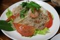 料理メニュー写真ヤムウンセン(セロリと春雨の魚介サラダ)