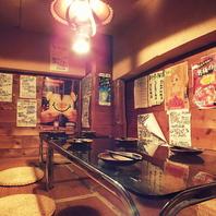 ◆ロフト席・半個室・お座敷◆