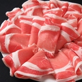 料理メニュー写真国産豚ローススライス (1人前)