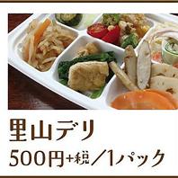 里山デリ 540円