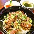【ランチ】 カルビ丼 810円