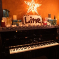 店内はピアノ・音響設備など完備しております!!定期的に音楽イベントも開催しております。詳しくはお問い合わせください。【柏/貸切/女子会/ママ会/お誕生日/記念日に★】