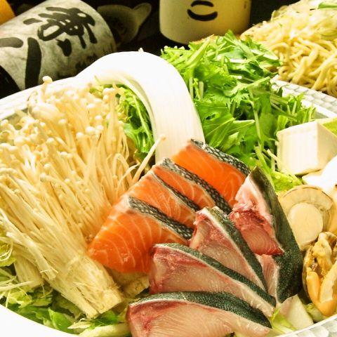 寒い時期に食べたい絶品鍋!梅田周辺で美味しいお鍋が味わえるお店5選