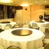 天津菜館の雰囲気2