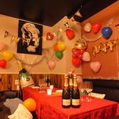 14名様までの個室利用も◎PARTYお誕生日や女子会での利用も★