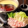料理メニュー写真【22時までの時間限定メニュー!!】 白金豚のマーラー火鍋
