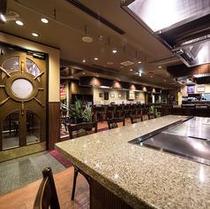 神戸牛ステーキレストラン モーリヤ 三宮店の雰囲気1