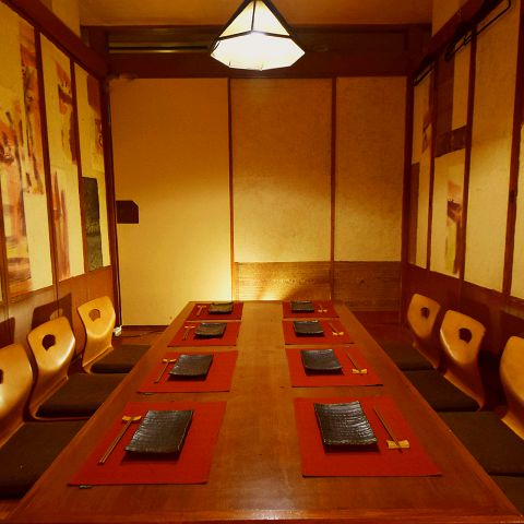 【完全個室】大人の隠れ家個室 奏屋-kanadeya-南越谷店|店舗イメージ3