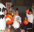 ハロウィンの時期にはかぼちゃが出現!