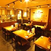 【町田】楽しく賑やかなな店内は食事もお酒もすすみます!