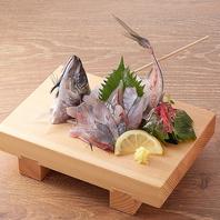 新鮮魚が毎日入荷!!刺身からお寿司まで♪
