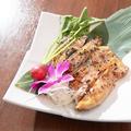 料理メニュー写真地鶏ステーキ